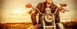 El tipo de la moto