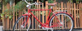 La primer bicicleta que me compré en la vida, fue acá, en Costa Rica